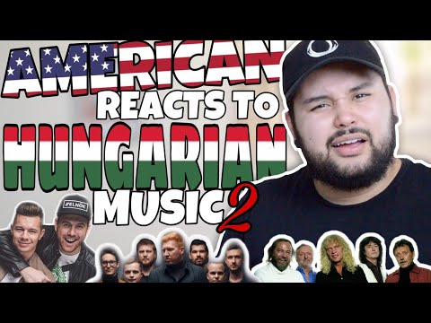 American REACTS  Hungarian  2