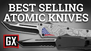 Top 5 Best Selling Atomic OTF Knives!