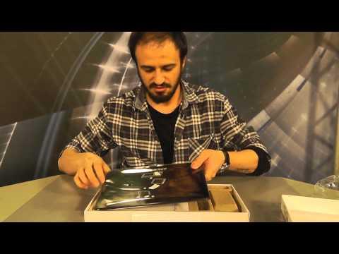 Vodafone Smart Tab III 10 inç'lik modelin kutu açılışı