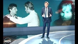 Gambar cover Johnny Hallyday & Hugues Aufray - Emission Fr 2 du 5.10.2019
