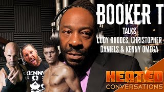 Booker T Talks Christopher Daniels Comments, Cody Rhodes Feud and Kenny Omega Signing to AEW