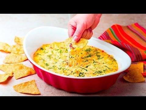 2 Cheese Hot Corn Dip