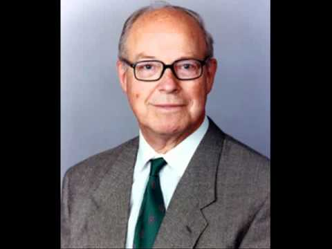 Hans Blix in Cambridge. International law and the war in Iraq. part 1