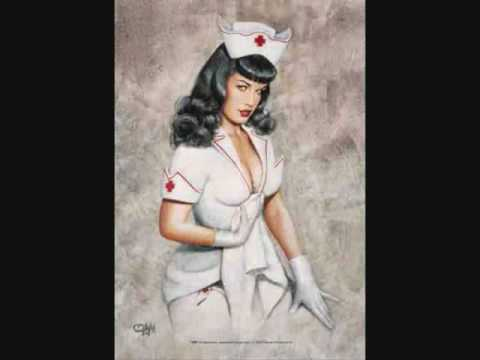 Erotic Fetish Pin-Up Model BETTIE PAGE – RIP- (1923~2008)