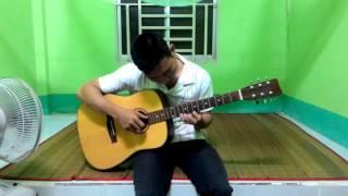 Đêm buồn phố thị guitar