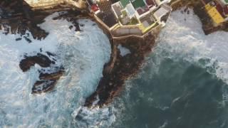 Haus am Meer, Punta Brava, Puerto de la Cruz, Teneriffa, DJI Mavic
