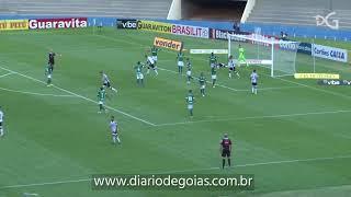Veja os melhores momentos do empate sem gols entre Goiás x Ceará no Estádio Serra Dourada