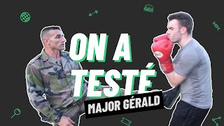 ON A TESTÉ : VA+ TESTE LE MAJOR GÉRALD