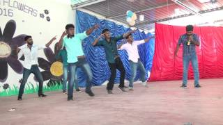South Eastern University of srilanka / WELLCOME FUNCTION DANCE/ BLOOMING FLOWERS