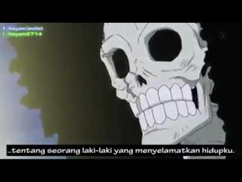Janji kru Mugiwara kepada kaptennya Monkey D Luffy
