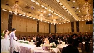 2015年1月11日 結婚式 エンドロール 曲:槇原敬之 僕が一番欲しかったもの.