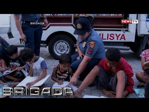 Brigada: Mga libreng aklatan para sa bayan, tampok sa 'Brigada'
