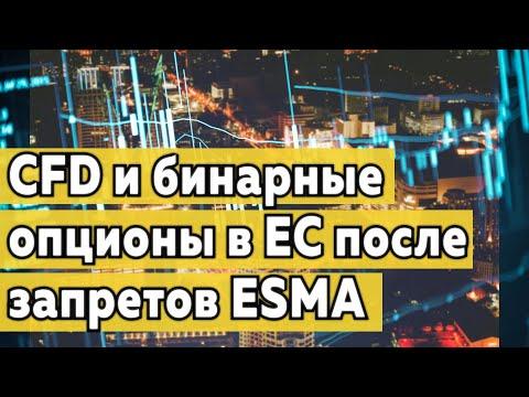 Как продолжить торговать CFD и бинарными опционами в Европе после запретов ESMA?
