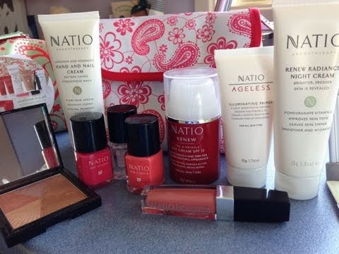 Natio (Australian natural beauty) Skincare Review