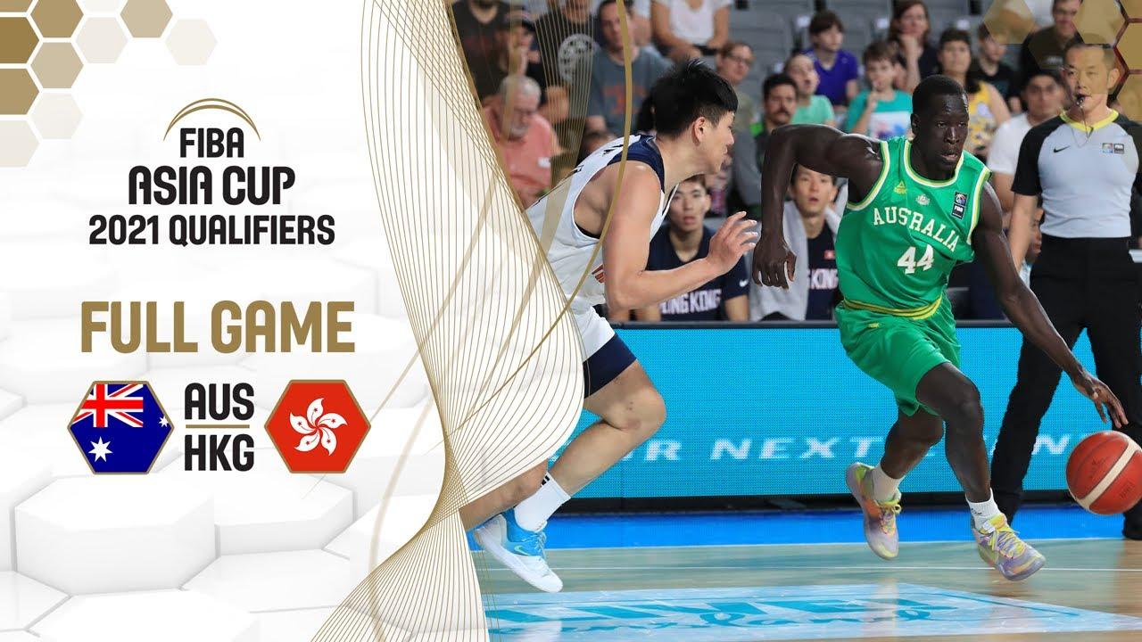 Australia v Hong Kong - Full Game