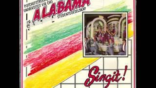 Alabama Studentegeselskap - So Wag Ek Op Jou