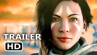 PS4 - Destiny 2 Warmind Cinematic Trailer (Expansion DLC, 2018)