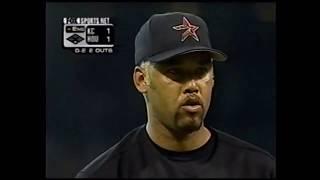 2000 MLB: Royals at Astros - Jul 9