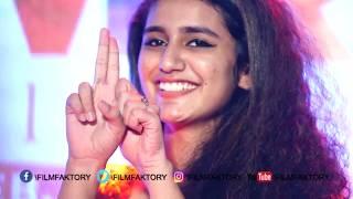 Gun Kiss From Our National Crush Priya Varrier | Oru Adaaru Love