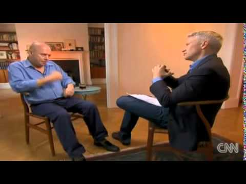 Christopher Hitchens - Anderson Cooper Interview
