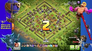 Clash of Clans - Titan 1 - Attacks on my Base