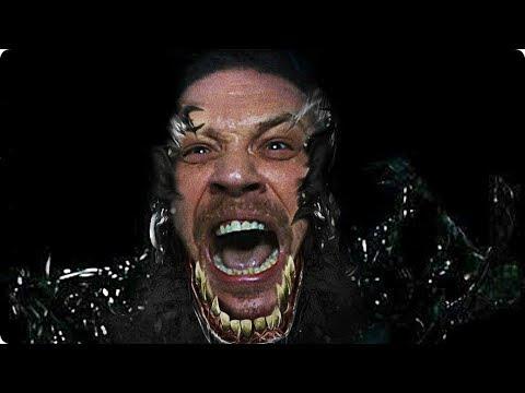 VENOM Official Extended Teaser Trailer (2018) NEW Tom Hardy Marvel Sony Movie HD