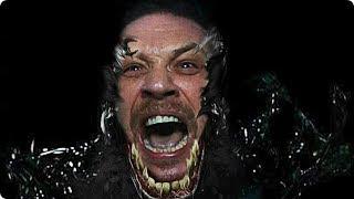 VENOM Official Extended Teaser Trailer (2018) NEW Tom Hardy Marvel Sony Movie HD thumbnail
