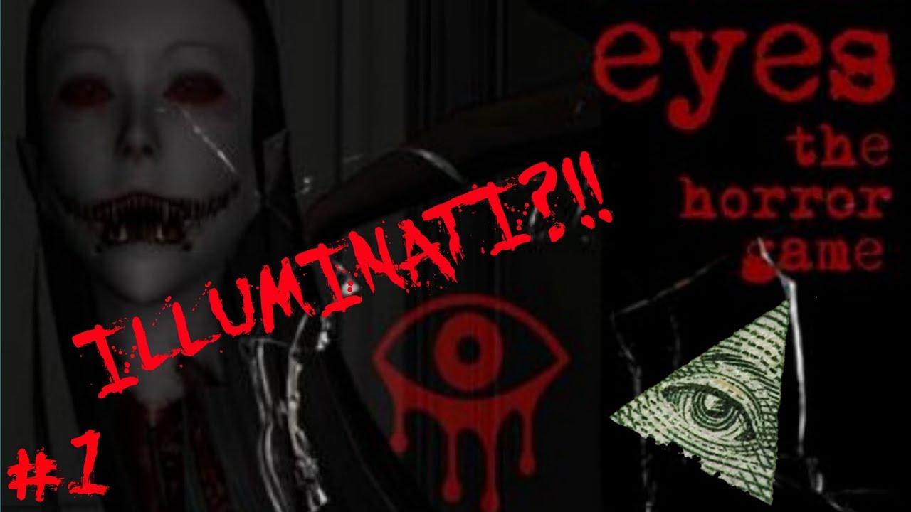 Download 👁️ILLUMINATI?!!-Eyes The Horror Game (MALAYSIA) #1