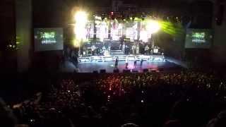 3 Sud Est - Cand soarele rasare [Live Sala Palatului 9 mai 2014]
