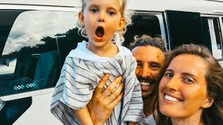 TINY HOUSE: Moving Into A Bus As A Family Pregnant
