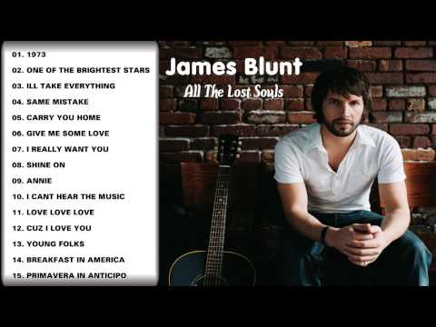 James Blunt All Lost Souls Deluxe Edition 2008