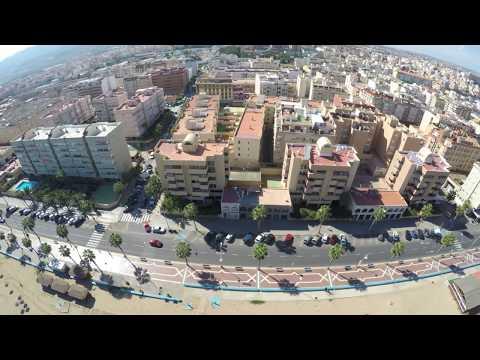 Melilla 2015 (Practica 062) Dji Phantom 2 V2.0 Edition (Original) 4k