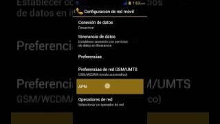 CONFIGURAR APN [RECUPERAR SEÑAL EDGED/2G/3G/H/H+/4G/4GLTE] VENEZUELA / MOVISTAR MOVILNET DIGITEL