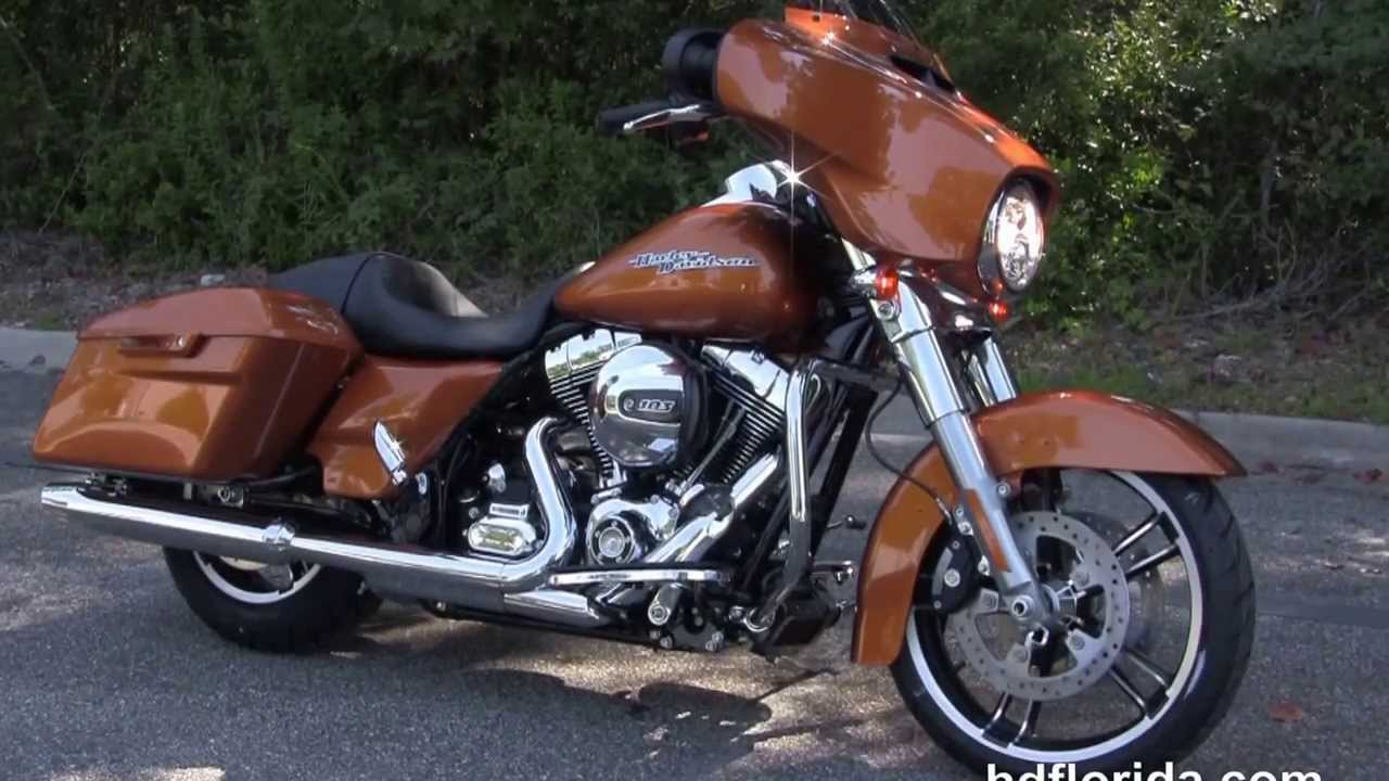 2014 harley davidson flhx street glide review - youtube