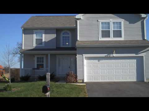 Canal Winchester Houses for Rent 5560 Conn House Drive Rental Home