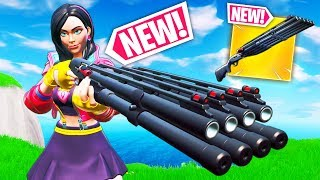 *RARE* THE 4x SHOTGUN DREAM!! - Fortnite Funny WTF Fails and Daily Best Moments Ep.1199