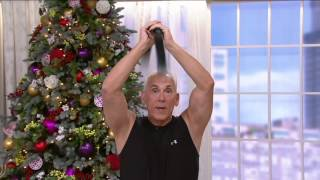 Bodyblade Classic Workout System w/ Weight Loss Guide & 2 DVDs on QVC