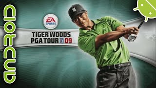 Tiger Woods PGA Tour 09 | NVIDIA SHIELD Android TV | PPSSPP Emulator [1080p] | Sony PSP