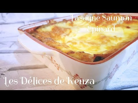 recette-de-lasagne-saumon-Épinard