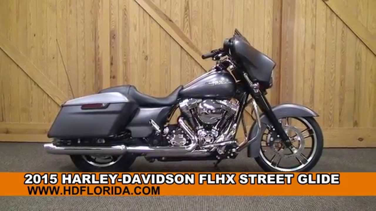 new 2015 harley davidson street glide motorcycles for sale youtube. Black Bedroom Furniture Sets. Home Design Ideas