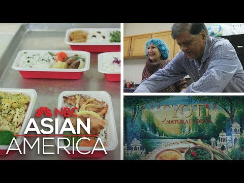 This Couple Turned Their 'Gourmet By Mail' Idea Into An Indian Food Business | NBC Asian America