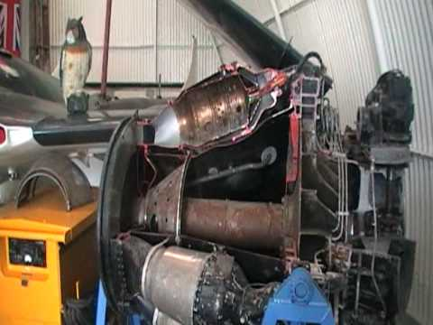 Jet engines sunderland