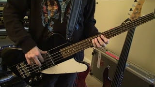 FPE-TV Dethklok Burn the Earth Bass Lesson