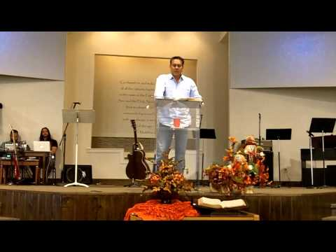 Church At Addis- Pastor Tom Shepard-  When A Religious Man Finds Jesus