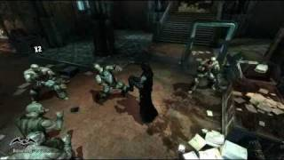 Batman Arkham Asylum PC Gameplay
