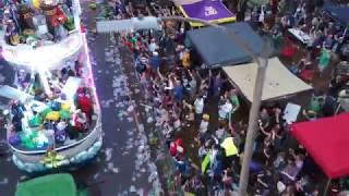 Mardi Gras in New Orleans 2018
