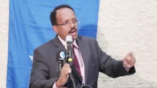 Maxaa Ka Jira in Madaxweyne Farmaajo Weeraray Somaliland, oo u hanjabay?