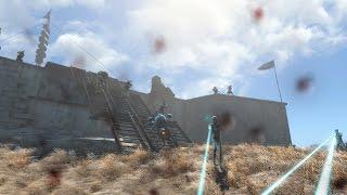 Fallout 4 Прохождение На Русском 29 Изгнание За Минитменов