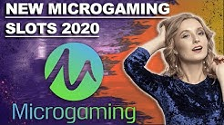 😲Wow! Microgaming New Slots Releases   May Game Portfolio   OnlineCasinoPolice