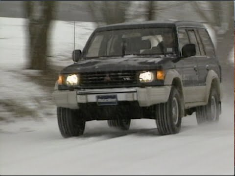 MotorWeek | Retro Review: '92 Mitsubishi Montero SR